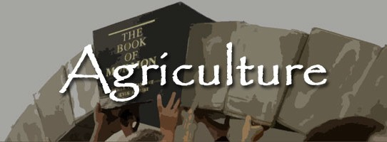 Book of Mormon Issue 2: Agriculture