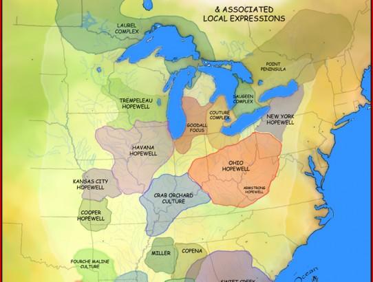 Tribe of Manasseh - North American Nephite Model