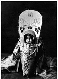 Nez Perce baby 1911