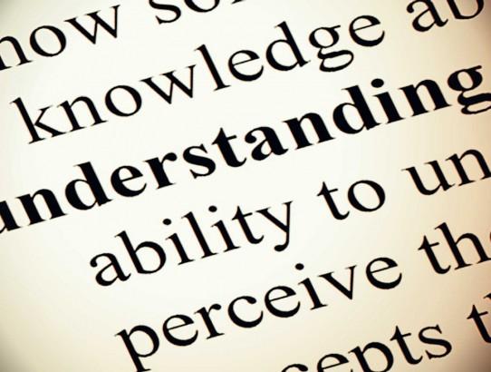 I Desire to Understand